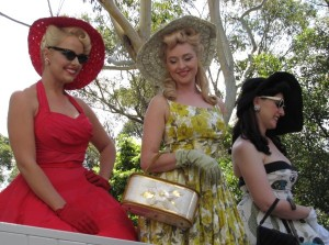 From the Fifties Fashion Parade