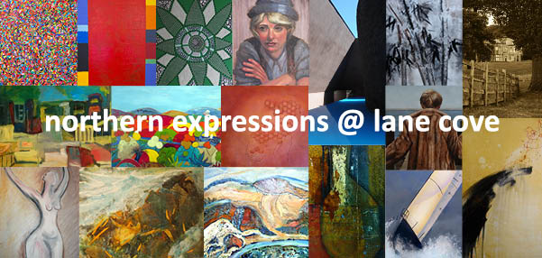Northern Expressions exhibition at Lane Cove Gallery Gallery